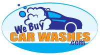 We Buy Car Washes Logo